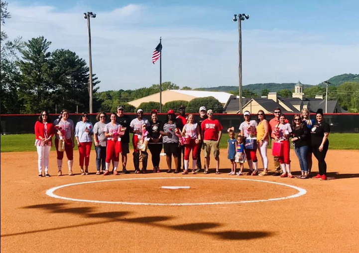 Lady Owls beat McMinn County 10 – 0 on Senior Night