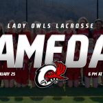 Lady Owls Lacrosse travel to CAK