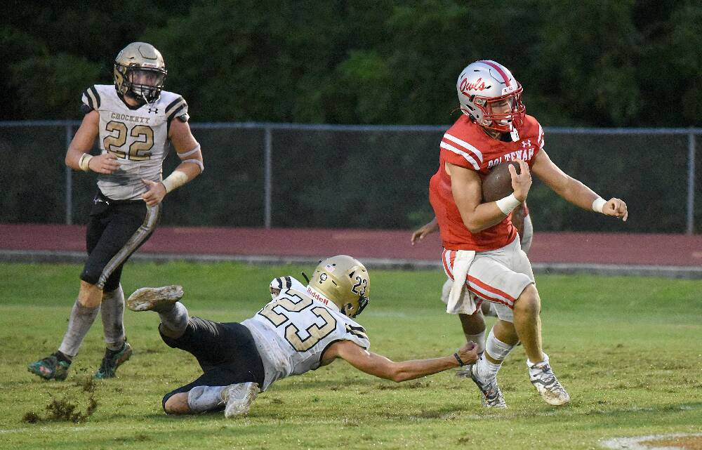 Owls v. Lions moved up to Thursday Night