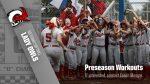 Preseason Softball Workouts to start November 2nd