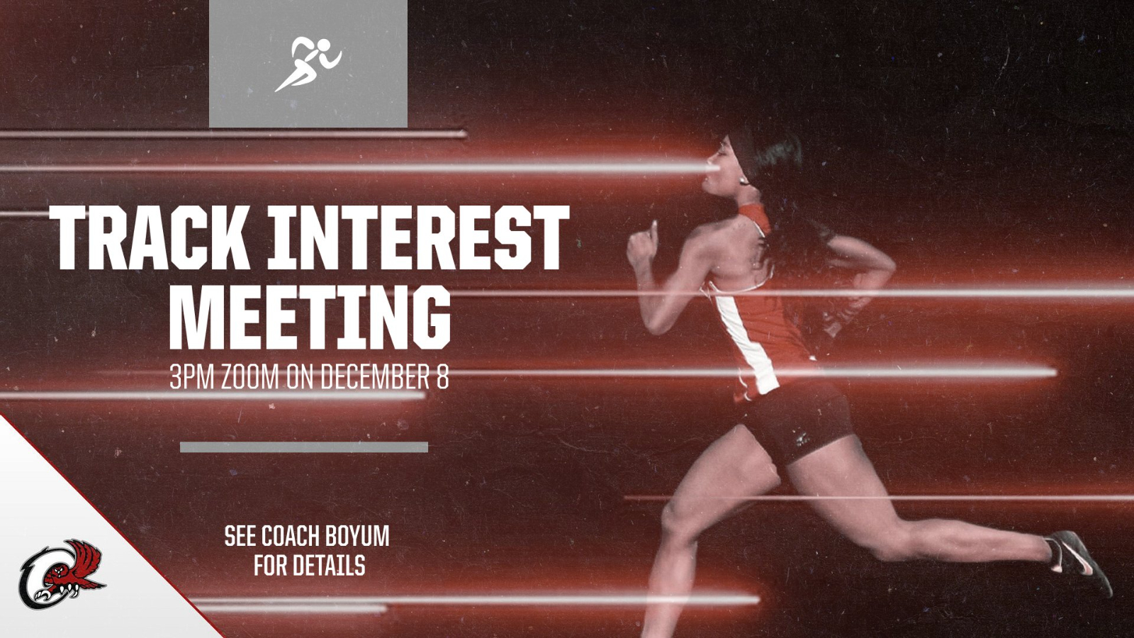 Track Interest Meeting via Zoom