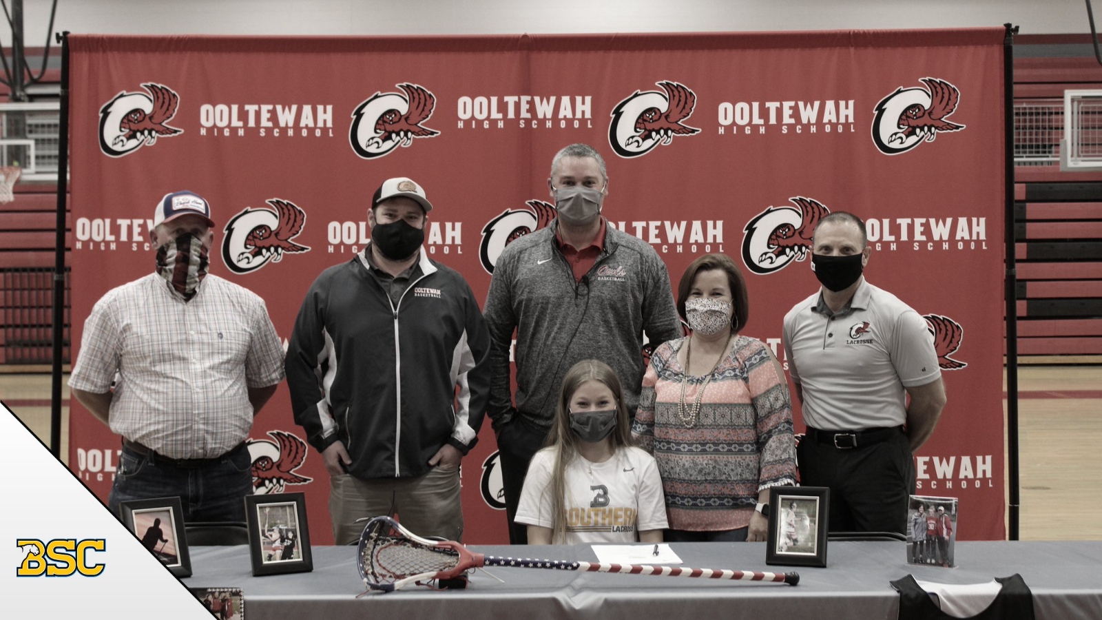 Brooklyn Hilliard signs with Birmingham Southern College