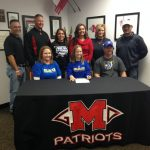 Taylor Stricklin signs letter of intent to play softball at Southern Arkansas