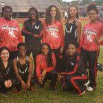 Girls Track Athletes Advance to Area