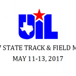 Congratulation State Track and Field Qualifiers!!