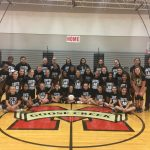 2017 Little Lady Patriot Volleyball Camp
