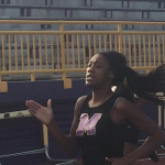 Madison Heights High School Girls Varsity Track finishes 1st place