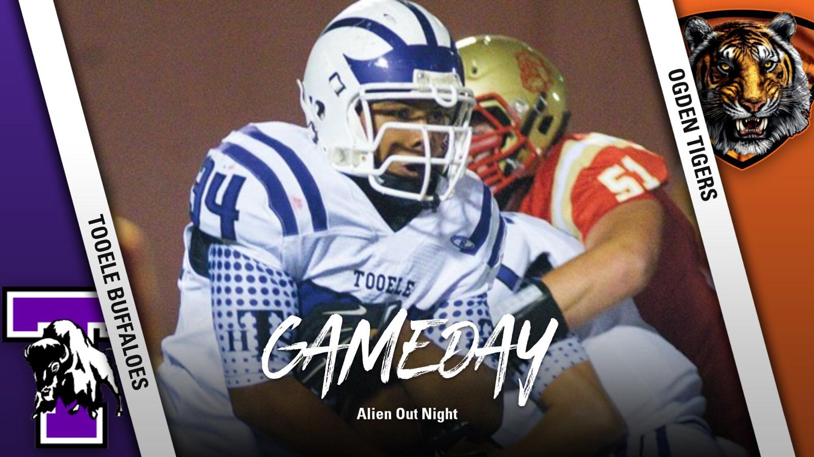 Football Game Tonight vs. Ogden