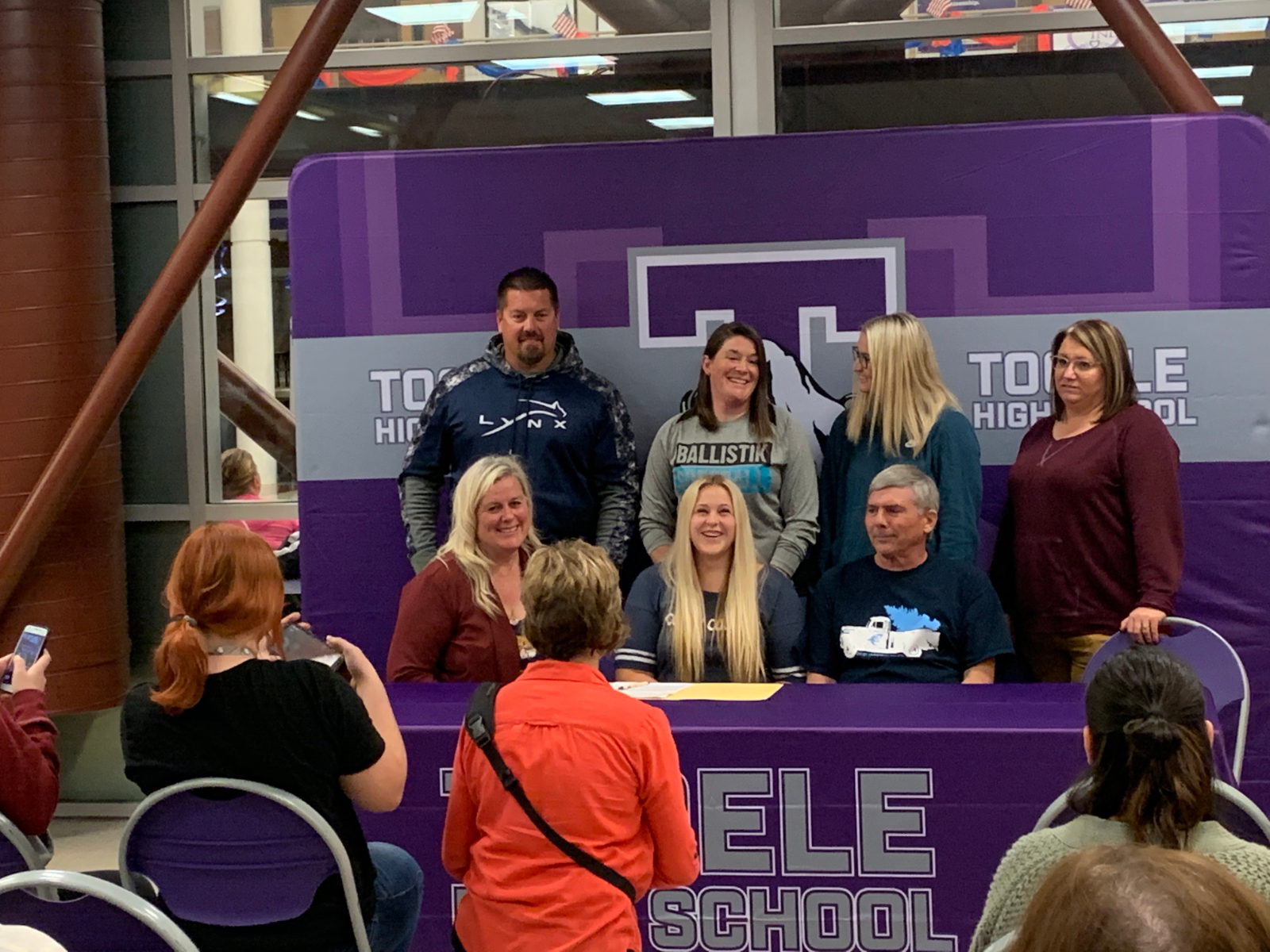 Lexi Bender Signs Letter of Intent