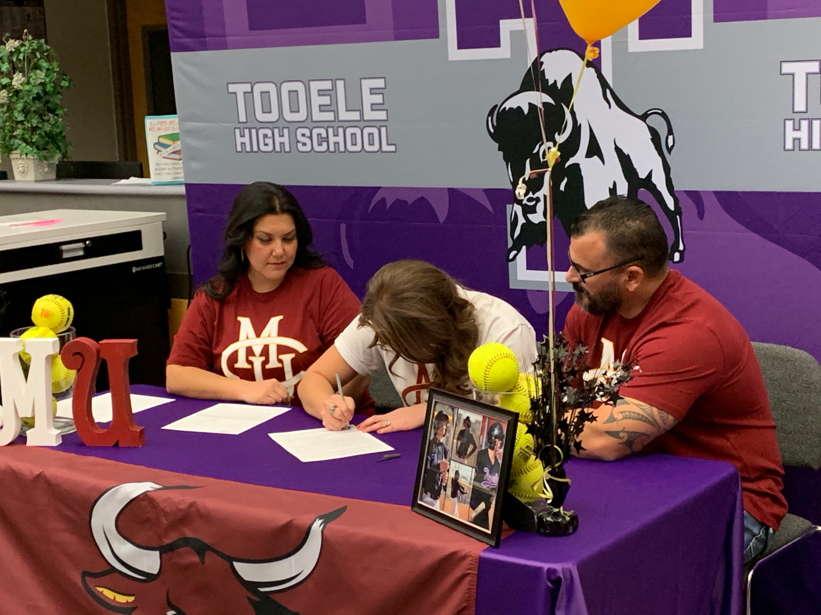 Bryerly Avina Signs Letter of Intent