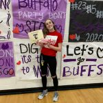 Fan of the Game for January 29th
