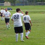 Bethlehem-Center Senior High School Boys Varsity Soccer falls to Bentworth High School 4-1