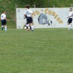 Bethlehem-Center Senior High School Boys Varsity Soccer beat CHARTIERS HOUSTON 2-1