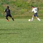 Bethlehem-Center Senior High School Boys Varsity Soccer beat Monessen High School 4-3
