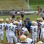 Beth Center Middle School Football beats Chartiers Houston 44-0