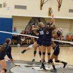 Bethlehem-Center Senior High School Girls Varsity Volleyball falls to McGuffey High School 3-0