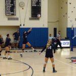 Bethlehem-Center Senior High School Girls Varsity Volleyball falls to WAYNESBURG 3-1