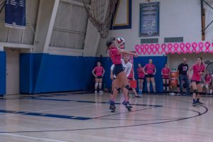 Girls Volleyball PINK OUT vs. California—All photos in this album are credited to Darnell Gram. Thank you!