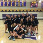 Bethlehem-Center Senior High School Girls Varsity Volleyball falls to Avonworth 3-0