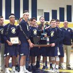 Bethlehem Center High School Boys Basketball wins Carmichaels Tournament 3 years in a row!