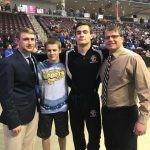 Two Bethlehem Center wrestlers advance to the Pennsylvania State Wrestling Championship in Hershey