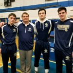 THREE WRESTLERS PLACE AT THE THOMAS CHEVROLET WRESTLING TOURNAMENT