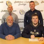 Herman Signs Letter of Intent for Marietta College