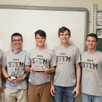 BC Governor's STEM Team Wins 'Most Likely to Improve the Environment/Ecosystem'