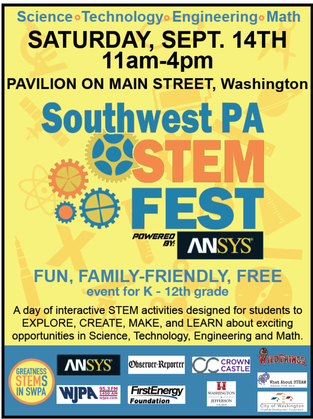 Southwest PA STEM FEST!