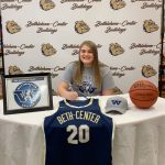 Elizabeth Trump signs with Westminster!