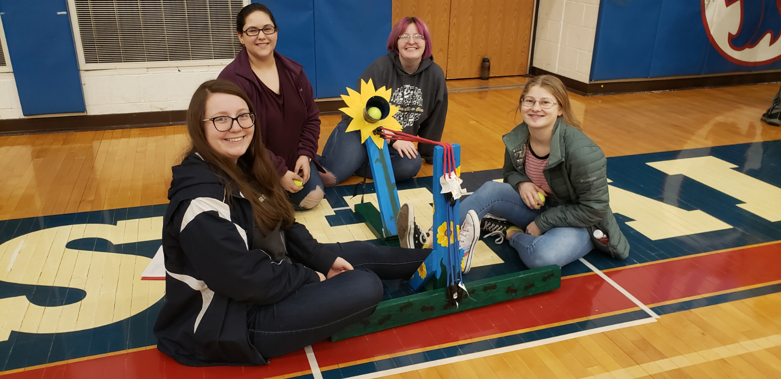 Team competes at Shaler STEAM Competition!