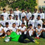 Northeast Senior High School Boys Varsity Soccer beat Pleasant Hill High School 4-2