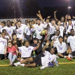 Northeast boys soccer sweeps Lincoln prep. JV 2-0  and varsity 4-2
