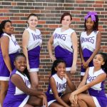 2016-2017 northeast cheerleaders