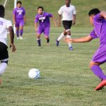 Northeast Senior High School Boys Varsity Soccer beat Cristo Rey Kansas City High School 4-1