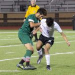 Northeast Senior High School Boys Varsity Soccer falls to East High School 3-0