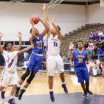 Northeast Senior High School Boys Varsity Basketball falls to Lincoln 53-43