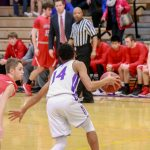 Northeast Senior High School Boys Varsity Basketball falls to Fort Osage High School 69-67