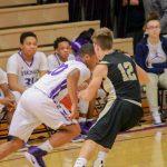 Northeast Senior High School Boys Varsity Basketball beat Excelsior Springs High School 51-38