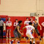 Northeast Senior High School Boys Varsity Basketball falls to Pembroke Hill School 65-57