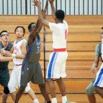 Northeast Senior High School Boys Varsity Basketball falls to Southeast High School 69-66