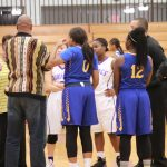 Northeast Senior High School Girls Varsity Basketball falls to Lincoln College Preparatory 63-18