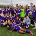 Northeast Senior High School Girls Varsity Soccer beat Southeast High School 4-3