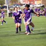 Northeast Senior High School Girls Varsity Soccer falls to East High School 8-0