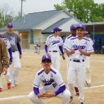 Northeast Senior High School Varsity Baseball beat Lincoln College Preparatory 9-5