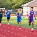 Interscholastic league varsity track championship!!