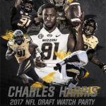 NFL Draft Party for Lincoln Alum Charles Harris on April 27th