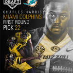 Lincoln Alum Drafted in the 1st Round of the NFL Draft.