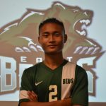 East High School Boys Varsity Soccer beat Alta Vista Charter School 2-1
