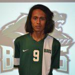 East High School Boys Varsity Soccer beat Bishop Leblond High School 4-1